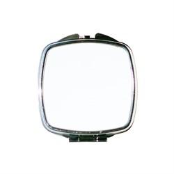 Зеркальце квадратное 60х65 мм - фото 69586