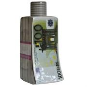 """Штоф с изображением """"100 Евро"""""""