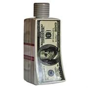 """Штоф с изображением """"100 Долларов"""""""