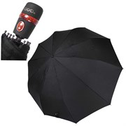 Зонт (58см диаметр, 3 сложения, 10 спиц)