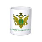 """Кружка """"Министерство юстиции РФ"""""""