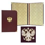 Адресная папка Герб РФ